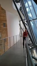 In het Guggenheim